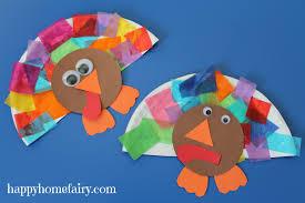 Easy Turkey Craft Happy Home Fairy