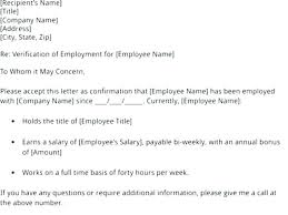 How To Request Employment Verification Letter From Employer Related For Sample Employment Verification Letter Job Docx