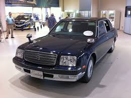 Toyota Century Review - Andrew's Japanese Cars
