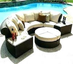 outdoor sectional set clearance patio furniture clearance
