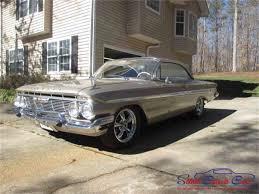 1961 Chevrolet Impala for Sale   ClassicCars.com   CC-964703