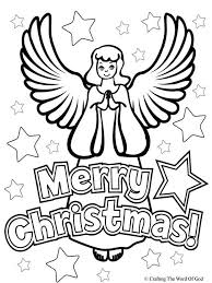 Small Picture Merry Christmas coloring pages Free Printable Merry Christmas