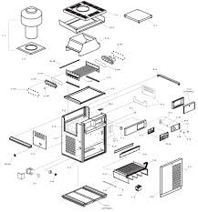 raypak p r series rp2100 pr185 pr265 cr335 pr405 pool heater parts Spa Electrical Wiring raypak rp2100 digital swimming pool heater parts models p r185a p r405a page 1