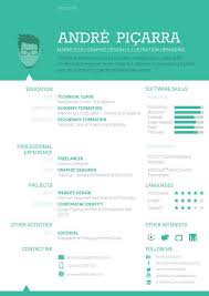 Cool Resumes Mesmerizing 28 Creative CV Resume Designs Inspiration 28 Inspiring