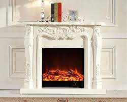 electric fireplace mantels with storage canada