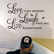 factory live love laugh letters vinyl wall es decal pvc home decor wall stickers diy art mural wall stickers and decals wall stickers art from