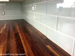 kitchen backsplash glass subway tile. Glass Subway Tile Backsplash Home Depot Butcher Block Kitchen E
