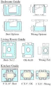 rug sizes chart area for living room size se rugs conversion pin by on bedrooms guide typical rug sizes