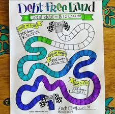 Debt Free Charts Printable Resource Of The Month Debt Free Charts