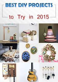 best diy projects to try in 2016
