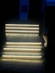 commercial patio lights. Commercial Patio Lights New Outdoor Led Lighting Under Stairs To Light Up The Night Warm White