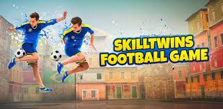 SkillTwins Football Game v1.4 دانلود بازی فوتبالی برای اندروید