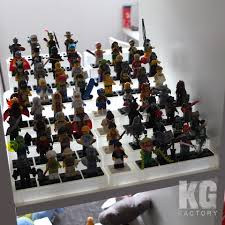 Lego Minifigure Display Stand
