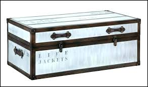 leather trunk coffee table leather chest coffee table leather trunk coffee table black trunk coffee table
