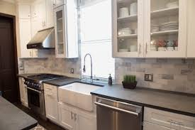 white shaker kitchen cabinets with granite countertops. Tag For White Shaker Kitchen Ideas Ice Cabinets With Granite Countertops