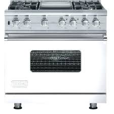 viking stove white. viking vgsc536 36inch pro series gas range with griddle white grill parts stove c