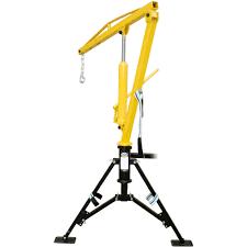 MaxxHaul 70238 Hitch Mount Hydraulic Crane - Walmart.com