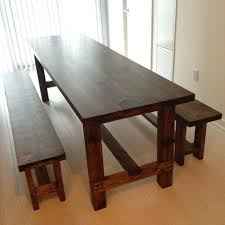 table benches this is another farmhouse