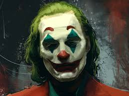 Joker Joaquin Phoenix Movie Artwork Wallpaper Awesome Hd