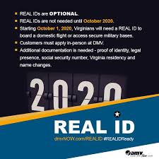dmv real id licenses do you need one