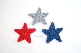 Crochet Star Pattern Free Mesmerizing Crochet Star Free Pattern Tutorial Bhooked Crochet
