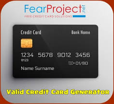 - Credit Money With Working Card Cards