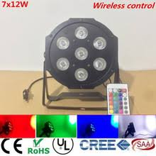 Buy <b>7x12w</b> led par and get free <b>shipping</b> on AliExpress.com