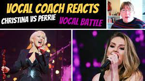 Vocal Coach Reacts to Christina ...