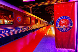 Image result for indian railway maharaja express