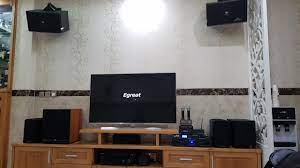 Tư vấn chọn mua dàn karaoke gia đình, cần có những thiết bị nào?