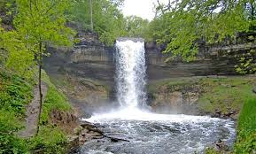 the song of hiawatha poem by longfellow com minnehaha falls