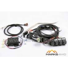 wiring harnesses engine conversions interface wiring harness vn vp vr v6 engine diesel tacho