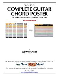 Complete Guitarchordposter Waynechase_freeedition