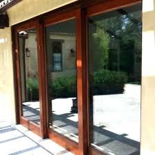 triple sliding glass patio doors amazing door interior design 0