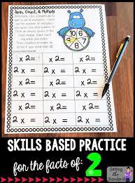 17 Terbaik ide tentang Memorizing Multiplication Facts di ...