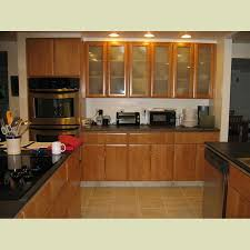 frosted glass kitchen cabinet doors table linens ice makers