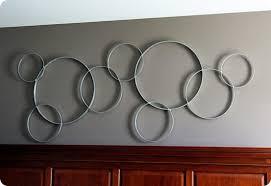 modern circles wall art knockoffdecor com