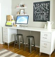 desk height cabinets desk with cabinets file cabinets under desk file cabinets under desk cabinet home craft ideas desk with cabinets