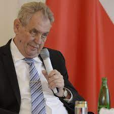 Einen Tag nach der Wahl: Tschechiens Präsident Milos Zeman liegt auf  Intensivstation