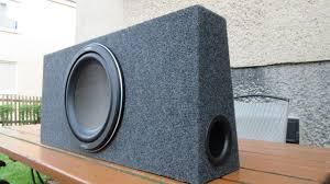 Loudest Subwoofer Box Design Best Subwoofer Box Design For Deep Bass 2020