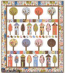 Urban Village–A Free Quilt Pattern – Coriander Quilts & I ... Adamdwight.com