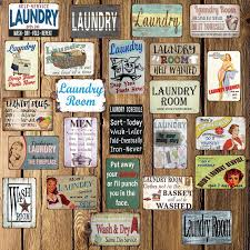 2019 <b>Mike86</b> Laundry Room Drop Your Pants Here Funny Metal ...
