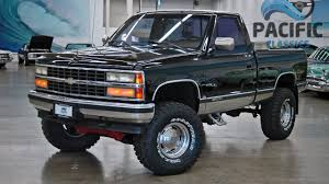 1991 Chevrolet Silverado 4x4 - YouTube