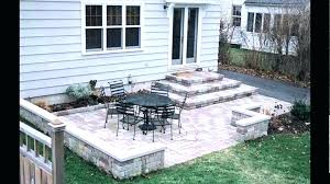 glamorous concrete slab patio design ideas cement slabs for thickness patio slab ideas painting a