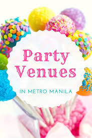 List Of Party Venues In Metro Manila I Love Keisha By Mommy