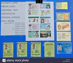 - Counterfeit Photos Images Documents Stock Alamy amp;