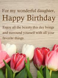 Birthday Wishes For Daughter Birthday Wishes And Messages By Davia Impressive Birthday Quotes For Daughter