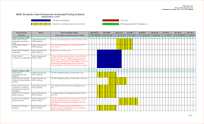 Management Calendar Template Project Management Calendar Excel calendar month printable 1