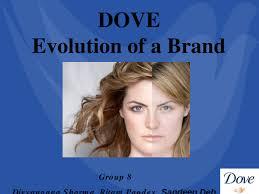 Dove Evolution Dove Case Group8 Pptx Powerpoint