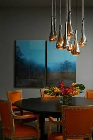 dark dining room modern ideas